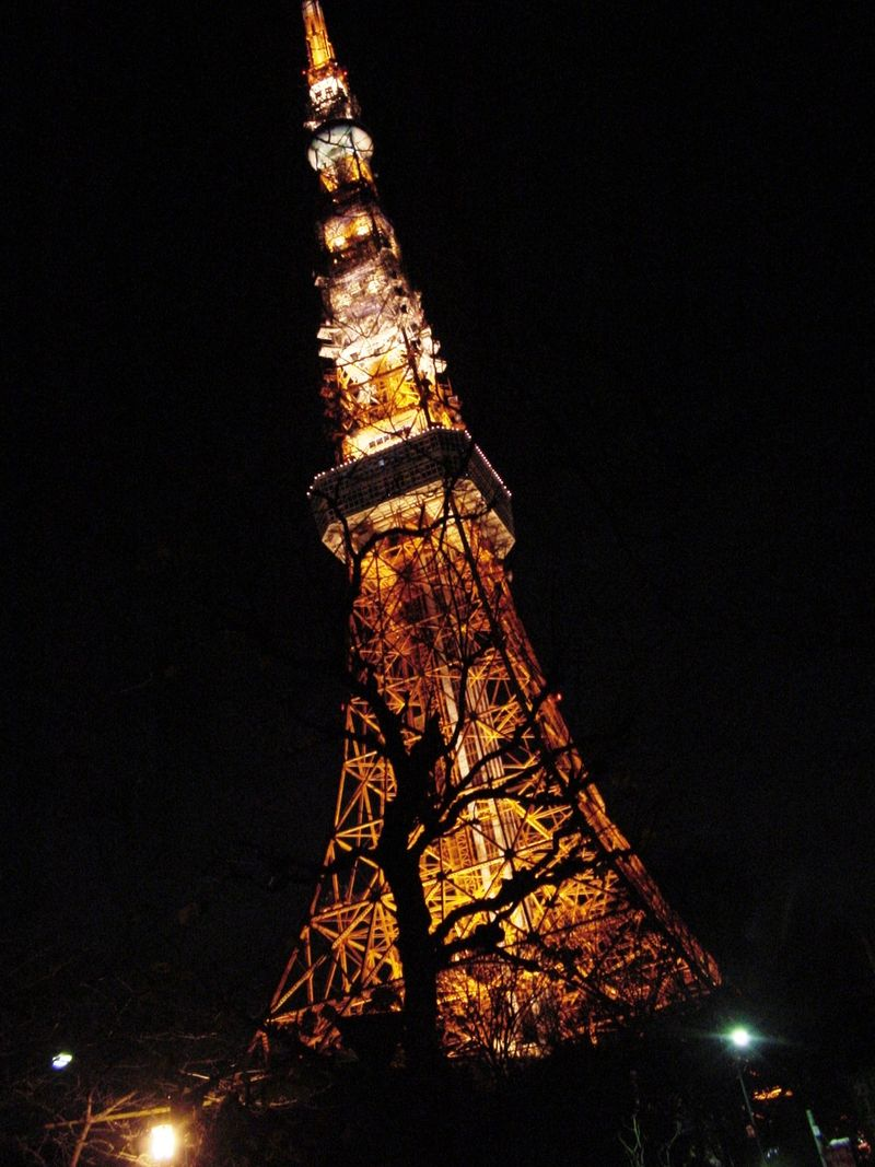 Tokyo Tower. No mistaking it for the original, right?