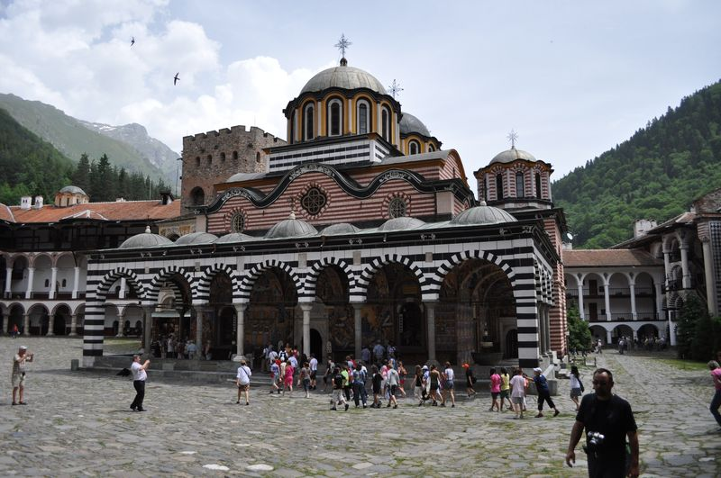 Rila Monastery-Sofia Day Two 077a