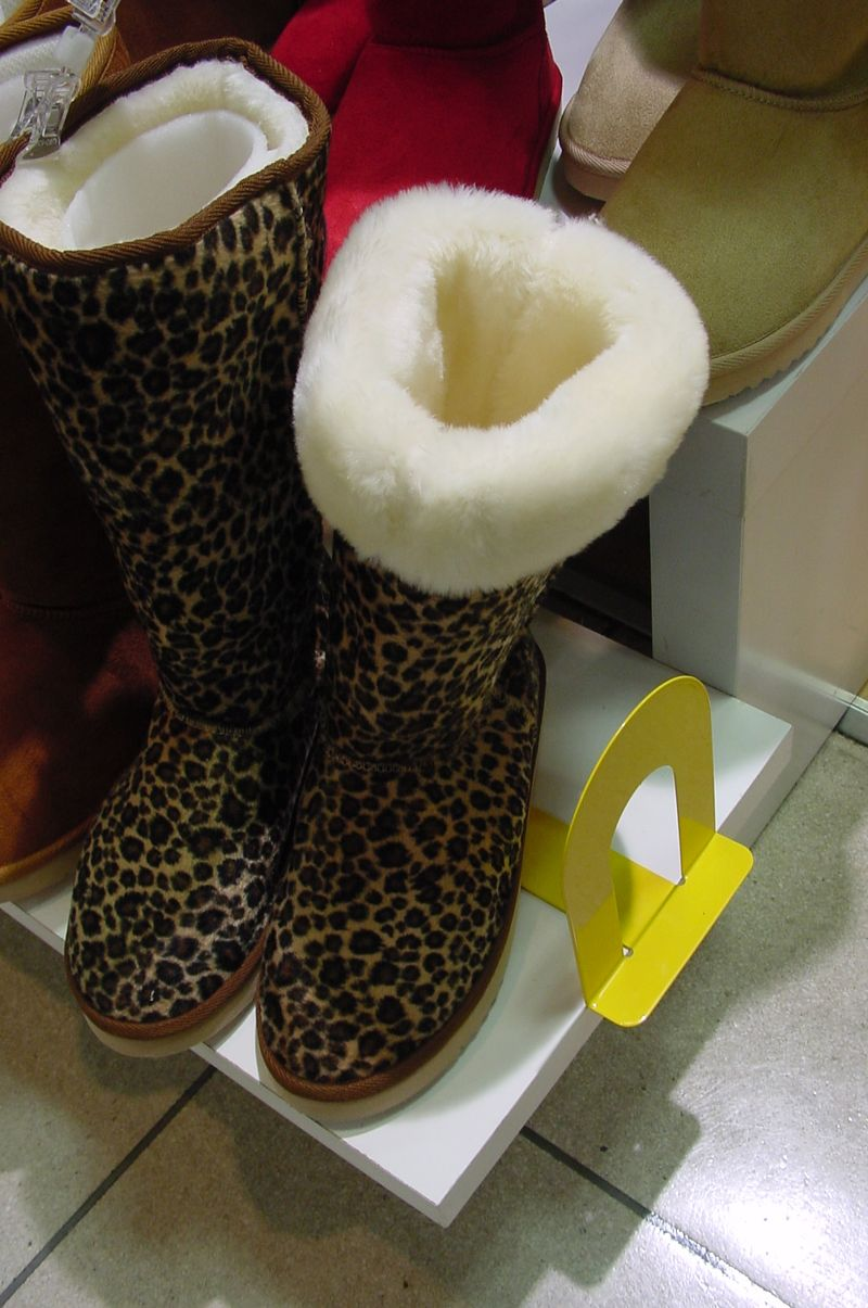 UGGBOOT Leopard