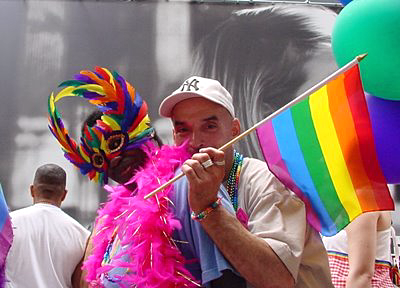 New York Pride 2003